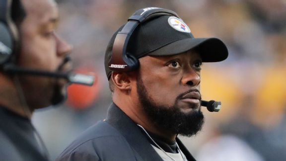 Steelers' Mike Tomlin aims to improve leadership in 2019