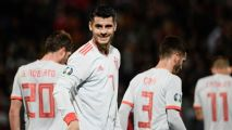 Spain dedicate Malta win to absent manager Luis Enrique