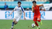 Guangzhou Evergrande suspend player for breaking opponent's leg in China Cup