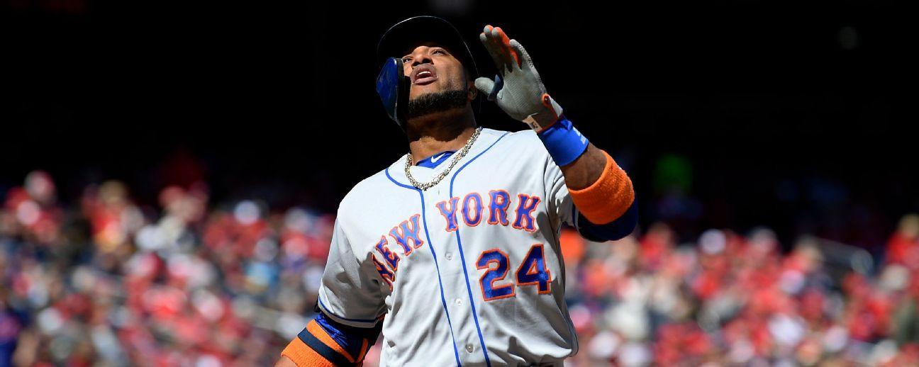 Mets: Canó y McNeil a la lista de lesionados