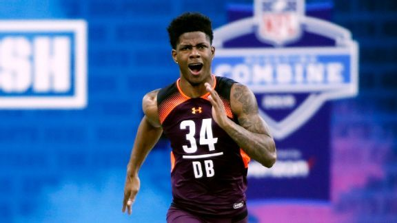 Take cover: Steelers behind AFC North pack in drafting cornerbacks