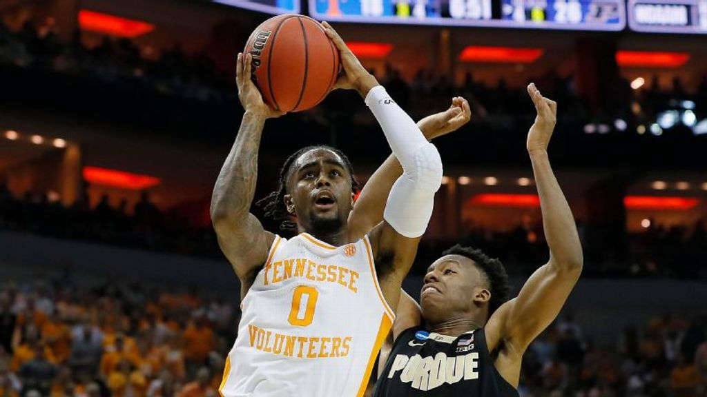 Vols ousted in Sweet 16 with OT loss to Purdue