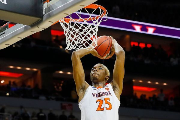 Diakite becomes fourth from UVA to pursue NBA