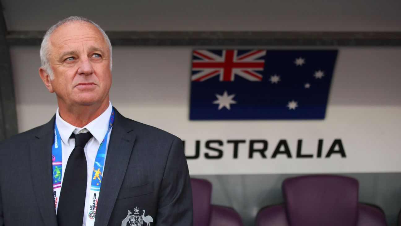 Graham Arnold's problems with the Olyroos are of his own making