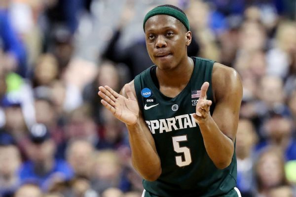 Big Ten POY Winston returning to MSU