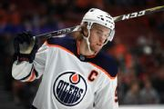 McDavid's signature forged on Oilers jerseys