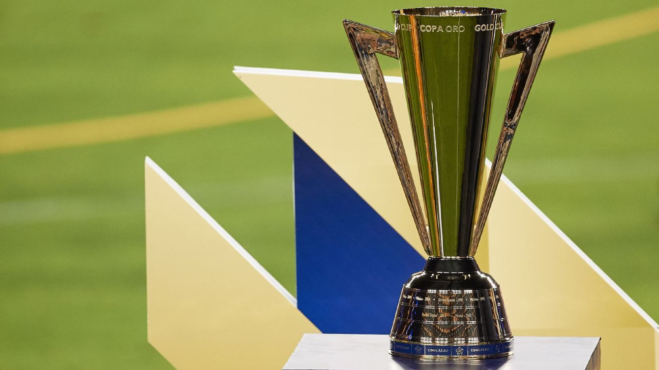 Jamaica joins U.S., Costa Rica in Gold Cup host duties