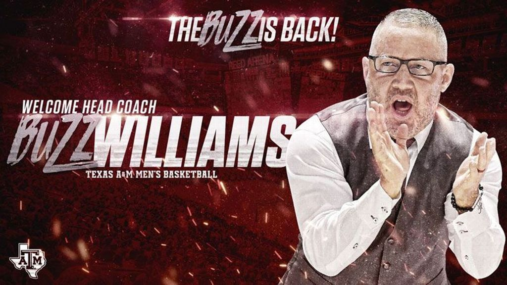 Williams named Texas A&M head coach