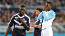 Marseille's Champions League hopes hit by Bordeaux loss