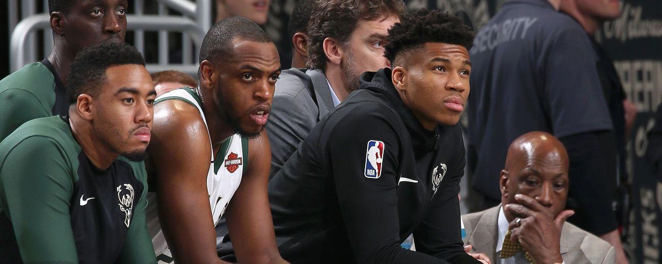 Bucks: Espero que aprendamos de esto, Middleton