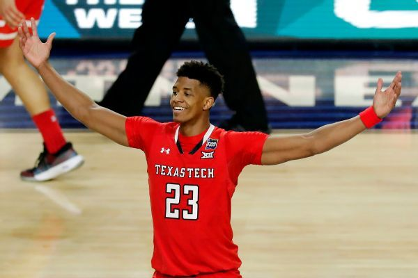 Tech's Culver, Big 12's top player, entering draft