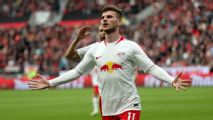 Leipzig on Champions League course after 2-0 win over Wolfsburg