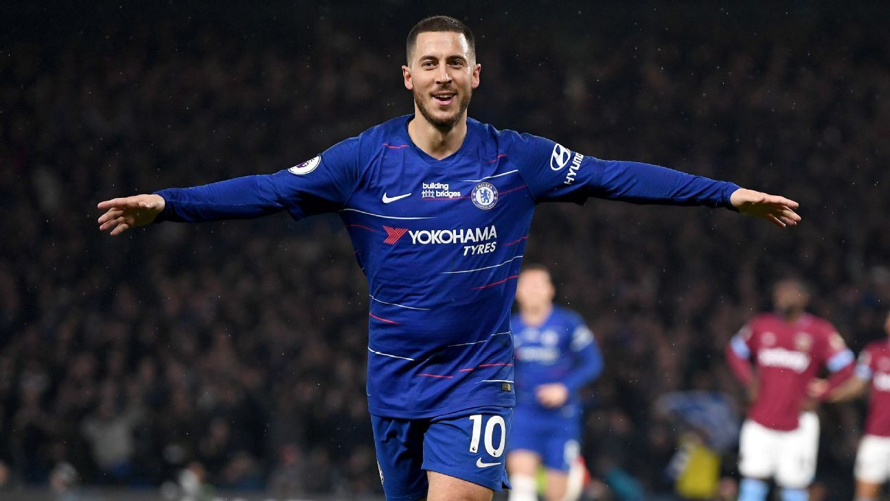 Transfer Talk: Hazard to Real Madrid to be announced within days