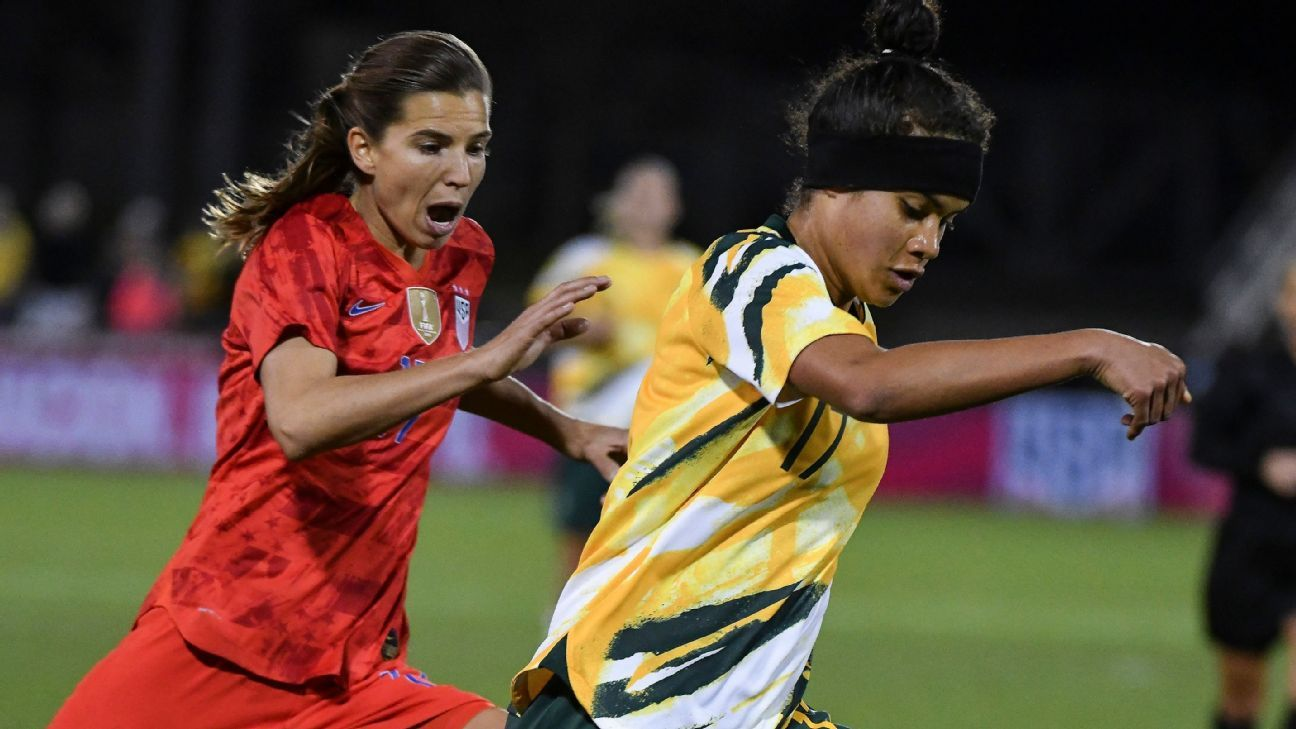 Mary Fowler to use Young Matildas qualifiers to push World Cup claim