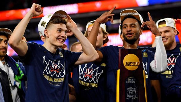 Dick Vitale's sweet 16 thoughts from 2018-19 college basketball season
