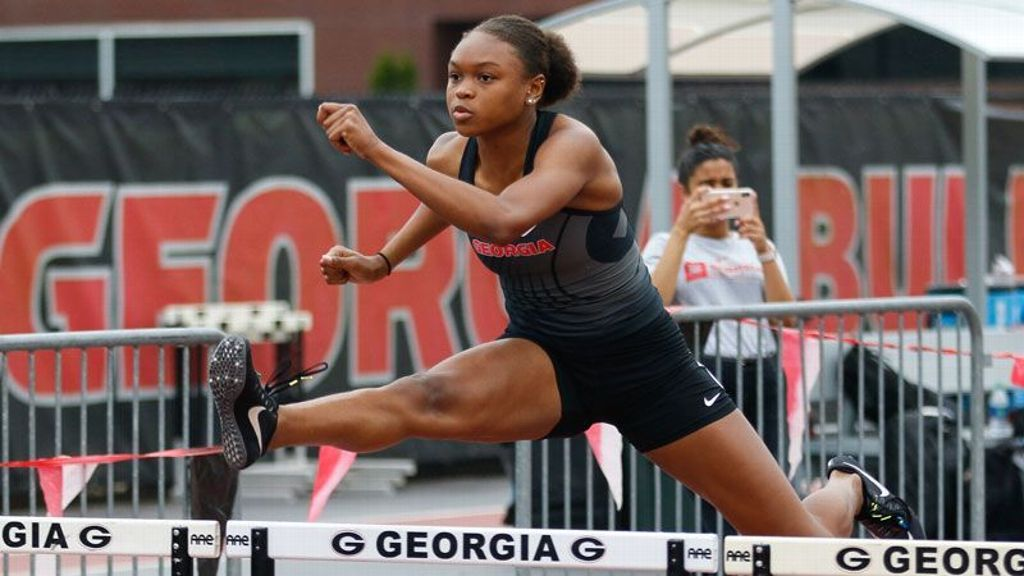 SEC Outdoor Track and Field Weekly Honors