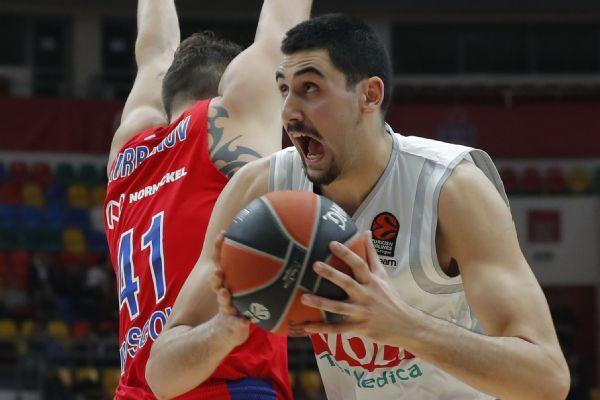 Georgian prospect Bitadze enters NBA draft