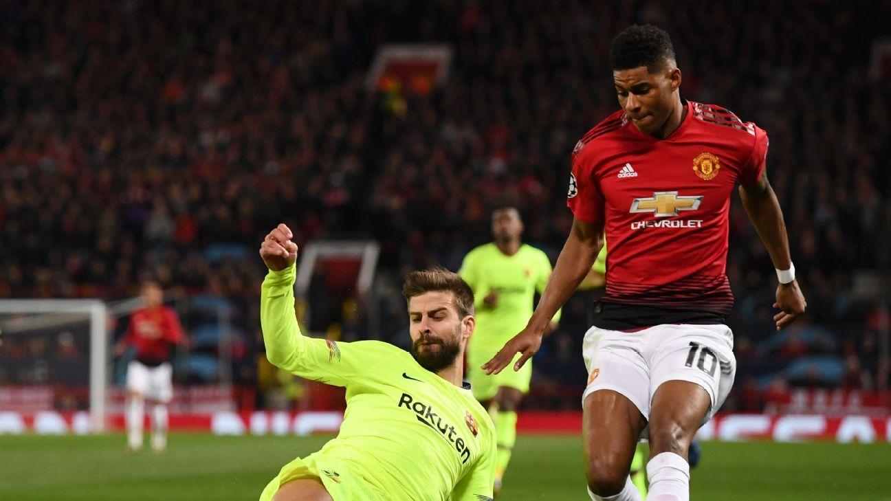 Transfer Talk: Barcelona plot £100m swoop for Man Utd's Rashford