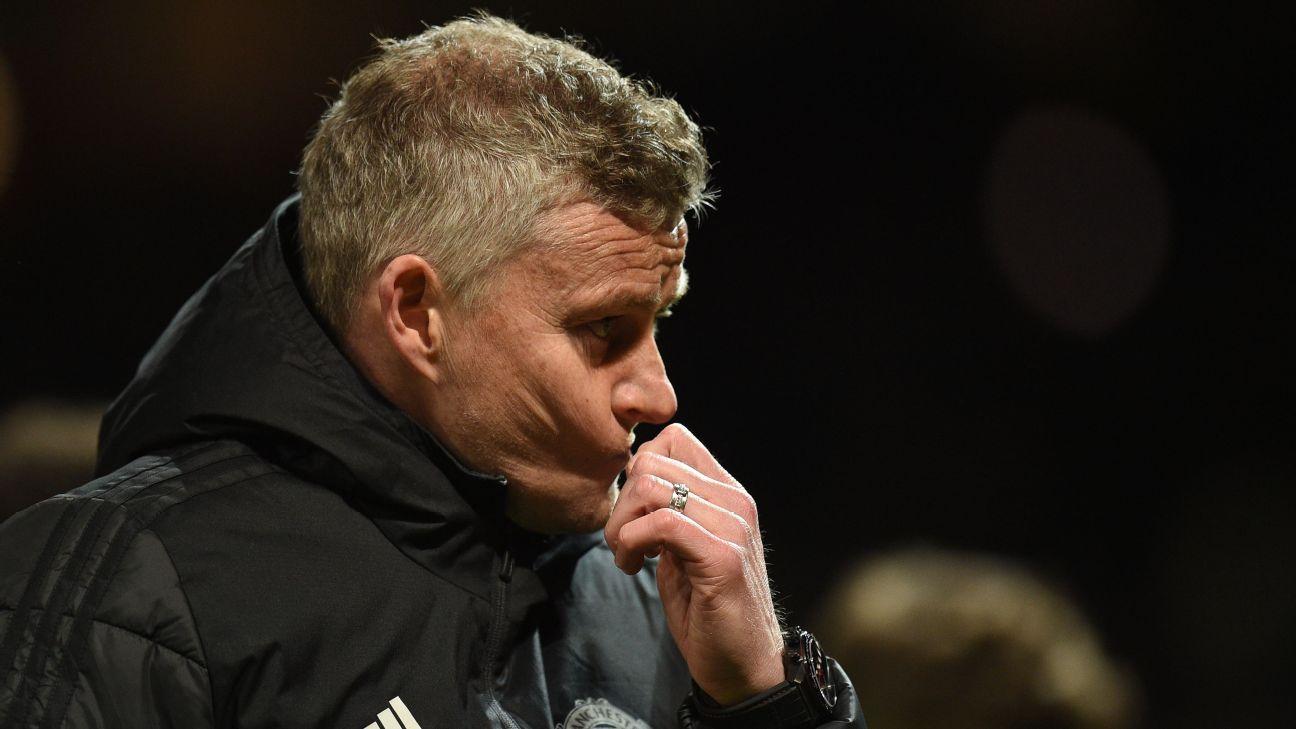 Rashford detona atuação do United, e Solskjaer se rende ao City: 'Melhor time do país'