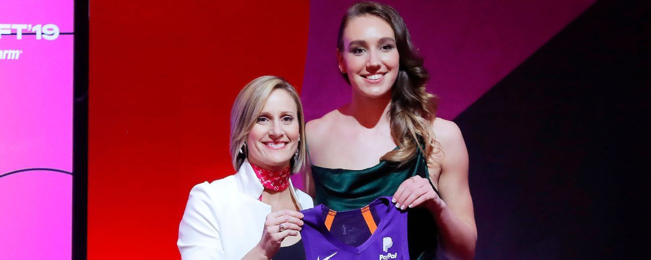 Australian Opals' Alanna Smith, Ezi Magbegor drafted first round WNBA