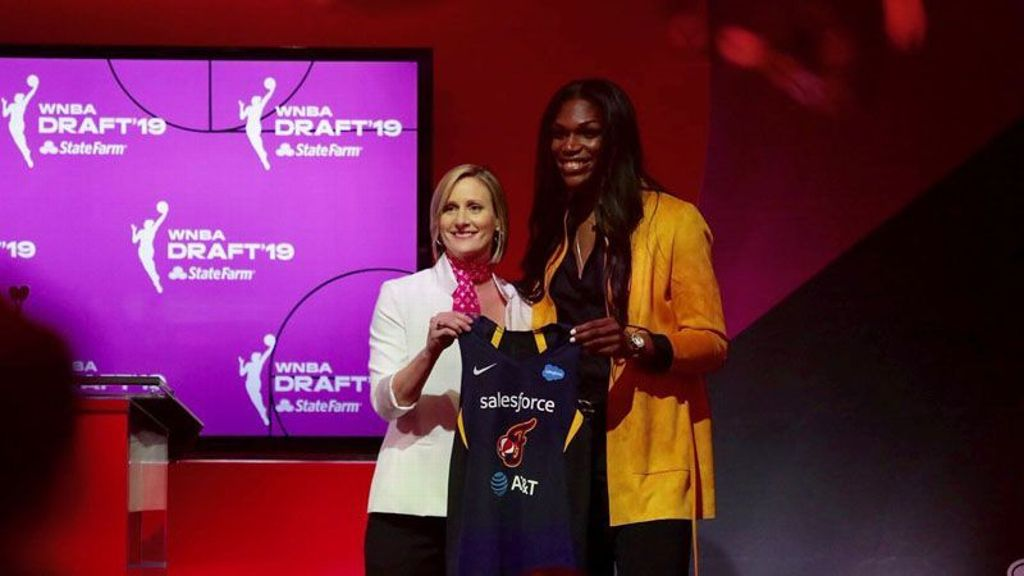 Four SEC players taken in 2019 WNBA draft