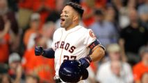 José Altuve regresaría el miércoles a alineación de Astros