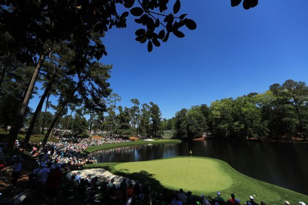 Family charged in scheme over Masters tickets