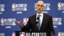NBA's Racial and Gender Report Card