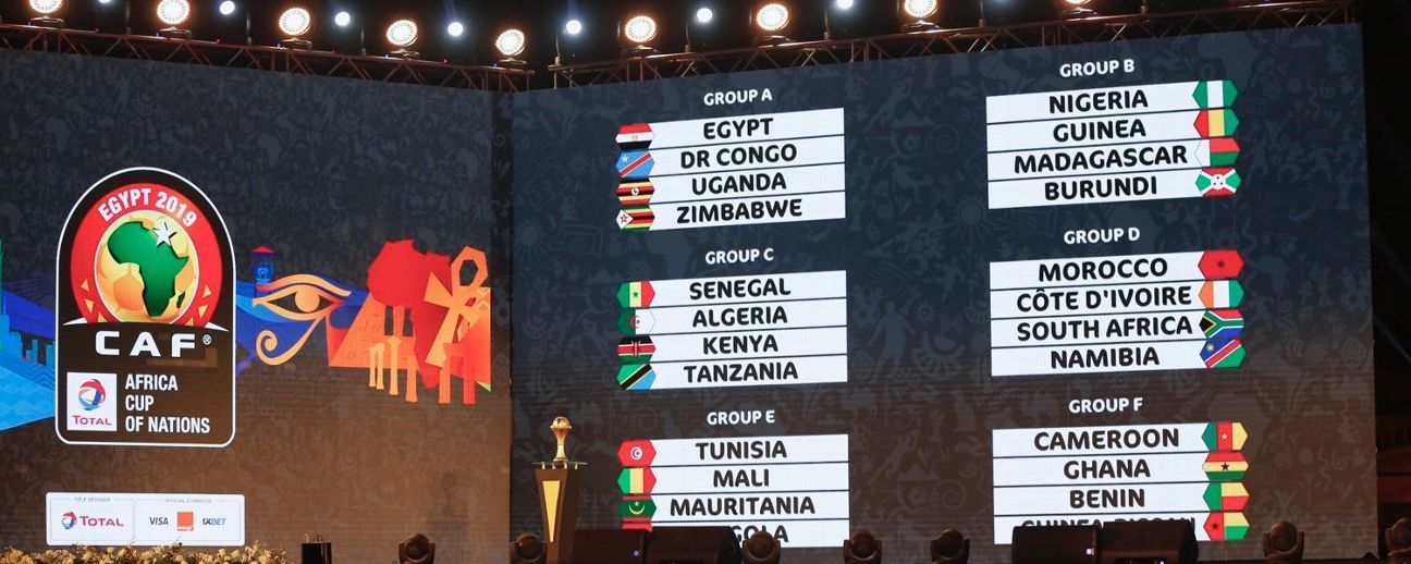 2019 Afcon draw: Early predictions for each group