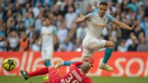 Marseille keep slim Champions League hopes alive with win; Balotelli injured