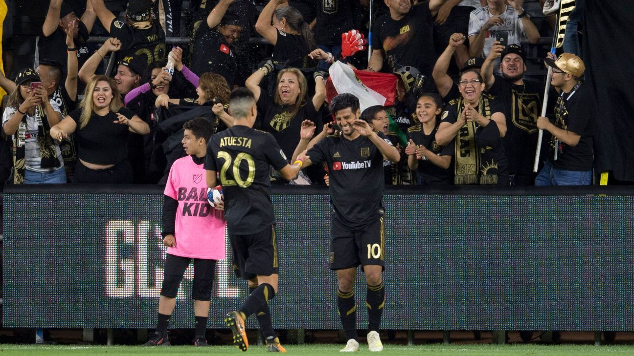 MLS Power Rankings: LAFC, Seattle and Houston continue undefeated