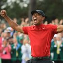 He's back: Tiger wins first Masters since 2005 2