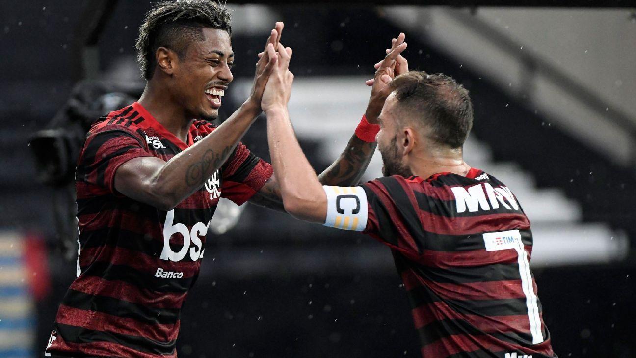 Flamengo domina seleção do Carioca; Bangu 'iguala' Vasco e 'supera' Fluminense