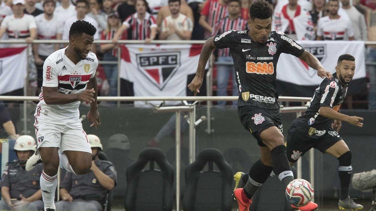 Corinthians não terá Junior Urso e relaciona jovens para final do Paulista contra o São Paulo