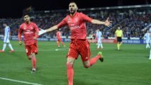 Real Madrid's lacklustre form continues with draw at Leganes