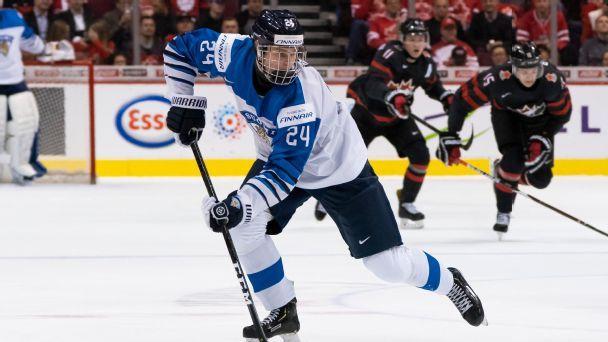 2019 NHL mock draft 2.0: How Kaapo Kakko jump-starts the Rangers' rebuild