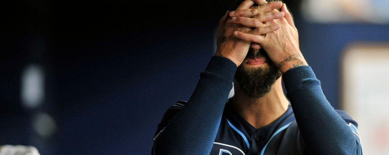 ¡Desaparecen los triples! ¡Los relevistas son malos! ¿Cómo MLB es diferente este año?