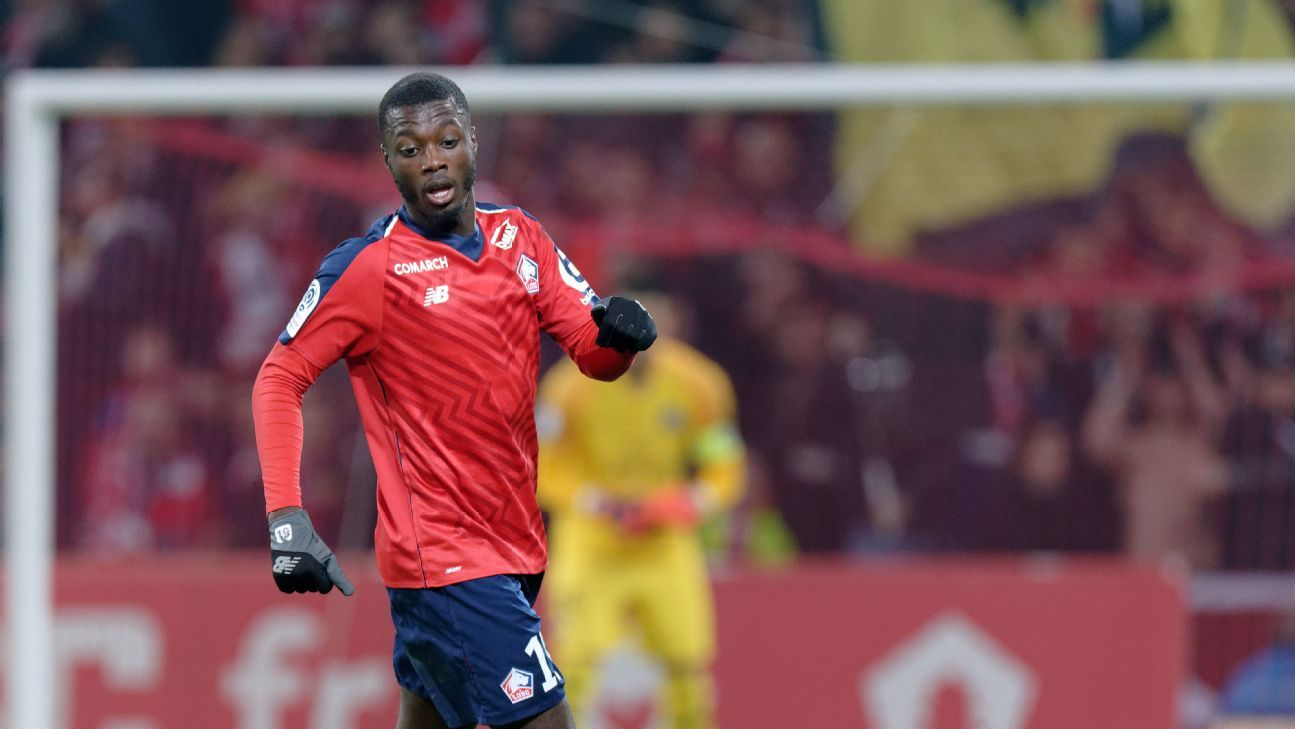 LIVE Transfer Talk: Liverpool move for Lille's Pepe and Leverkusen's Brandt