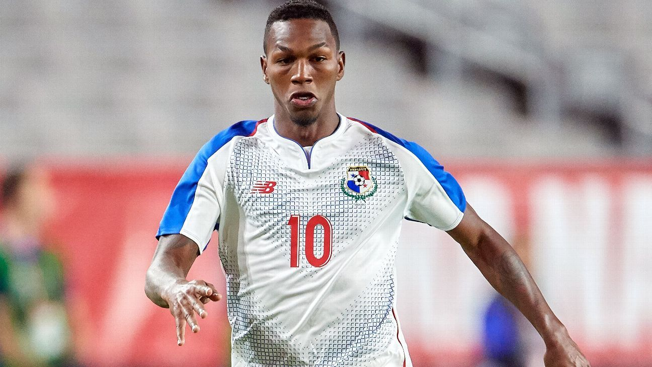 Montreal Impact acquire Panama midfielder Omar Browne on loan