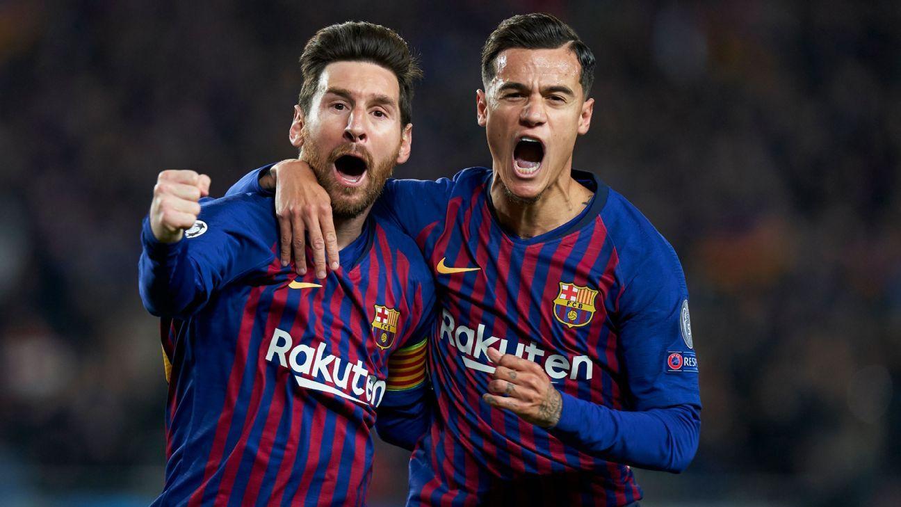 Messi se acerca a los 600 goles con el Barcelona