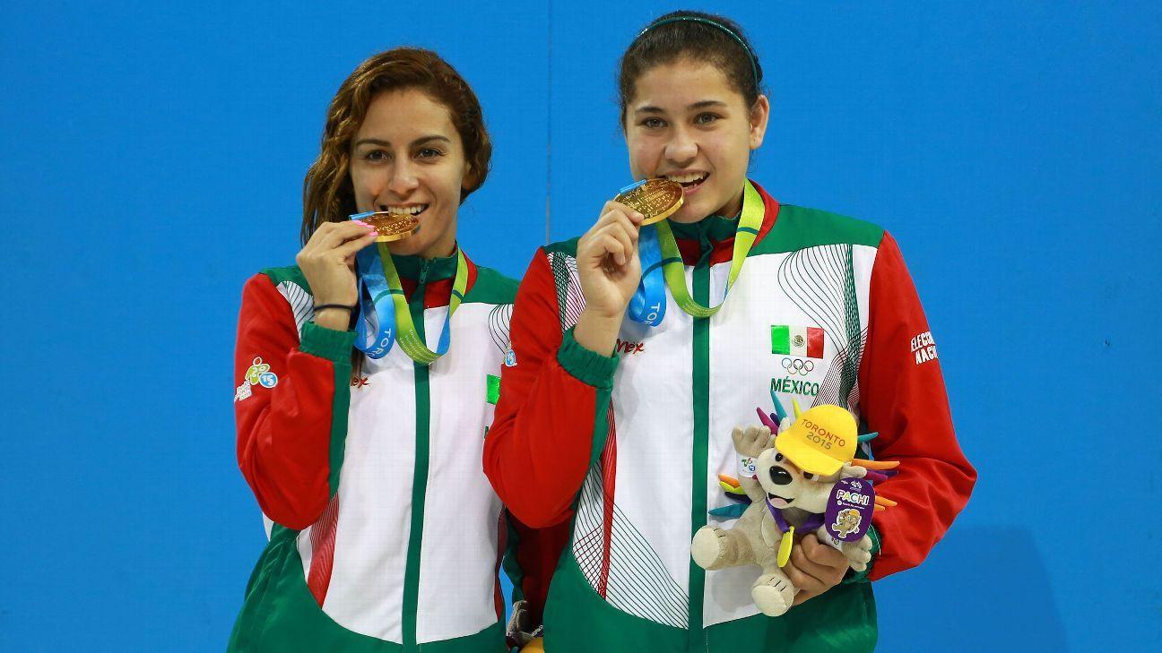 Clavados y atletismo, las cartas fuertes de México en Panamericanos