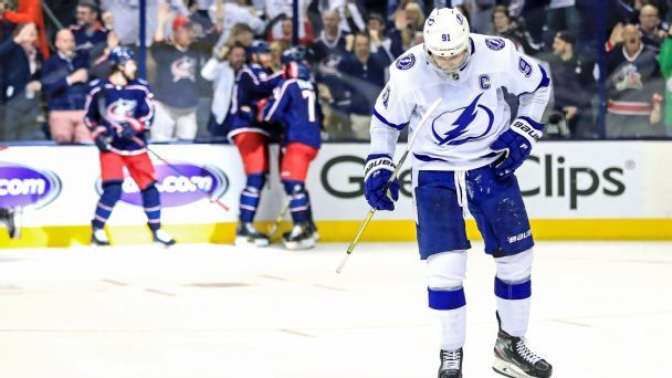 Anatomy of a playoff collapse: What happened to the Tampa Bay Lightning?