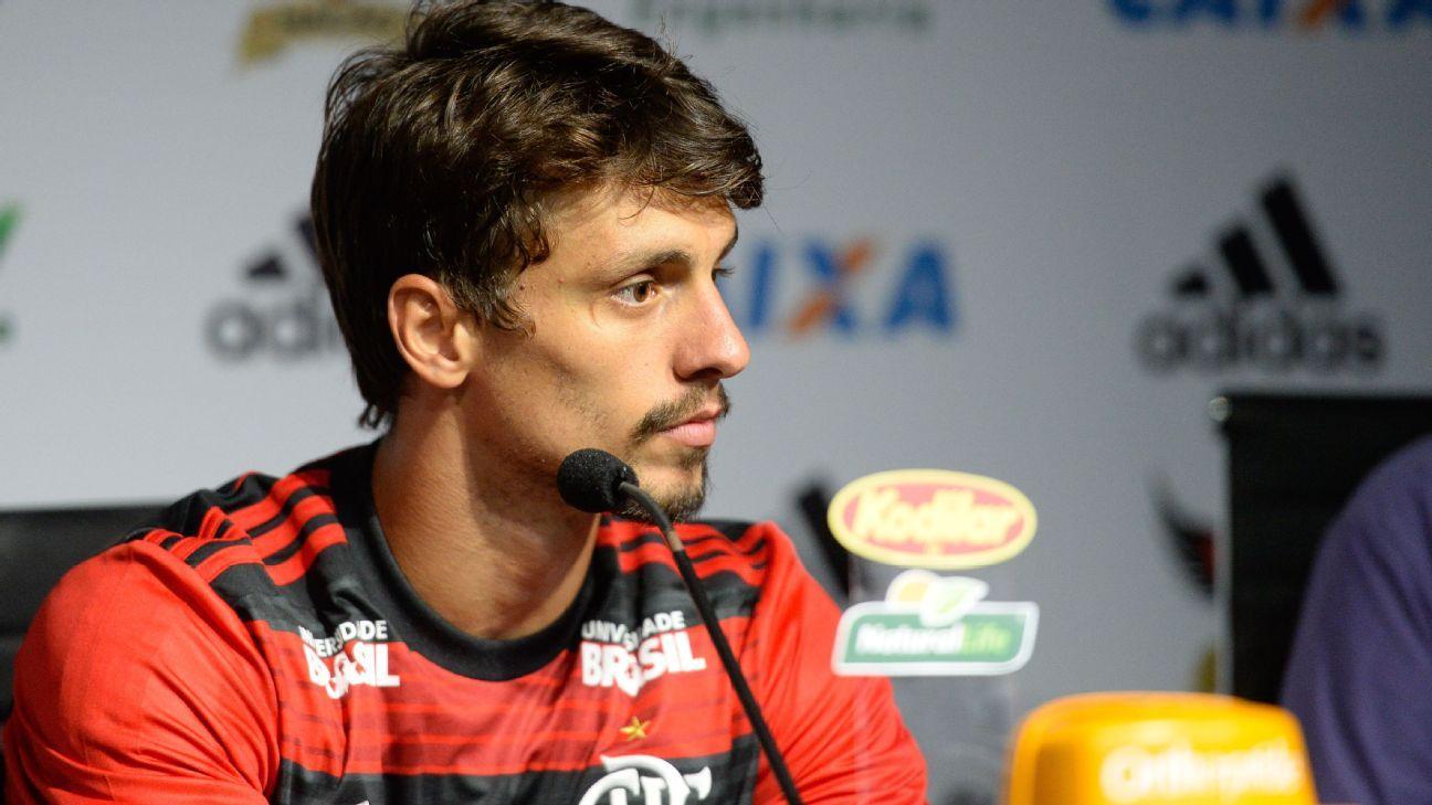 São Paulo x Flamengo: Rodrigo Caio lamenta que comparação tenha ofendido