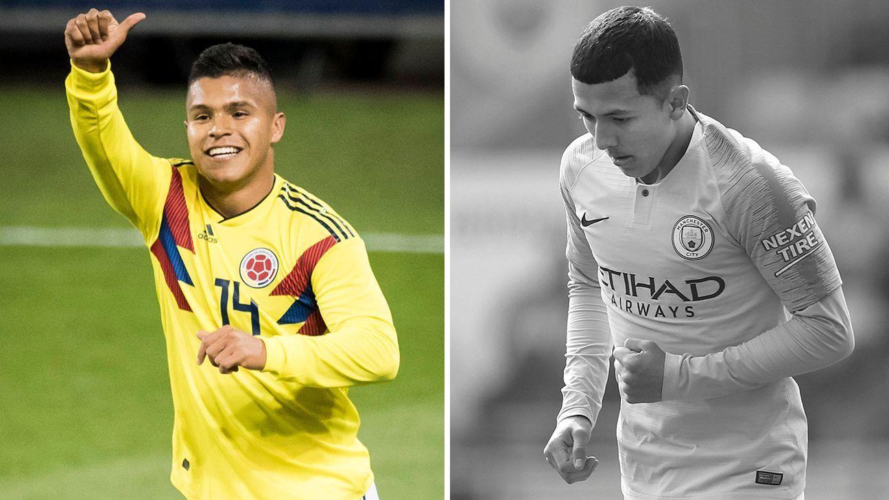 La lista de Colombia sub 20 suma calidad pero tiene ausentes