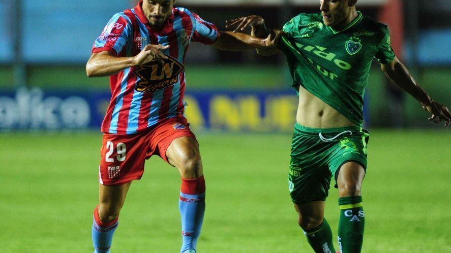 Arsenal, Sarmiento y Chicago, por un lugar en Primera