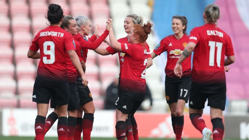 Manchester United Women secure Women's Super League spot
