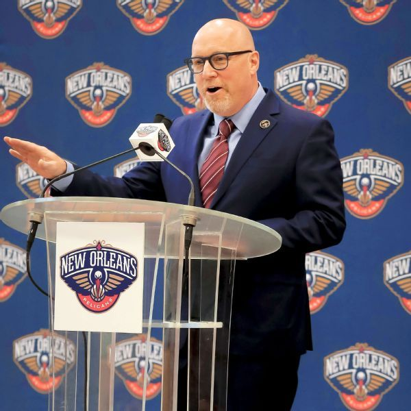 Griffin: Pels 'right environment' for Zion, AD