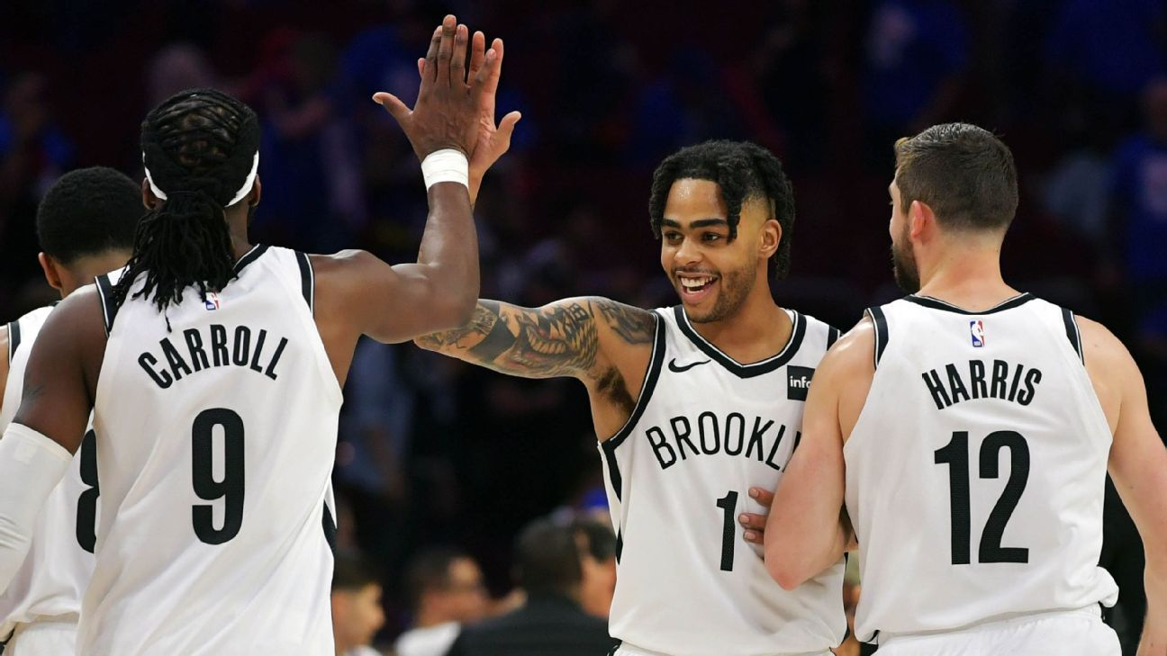 Brooklyn's slow and steady rebuild is running ahead of schedule