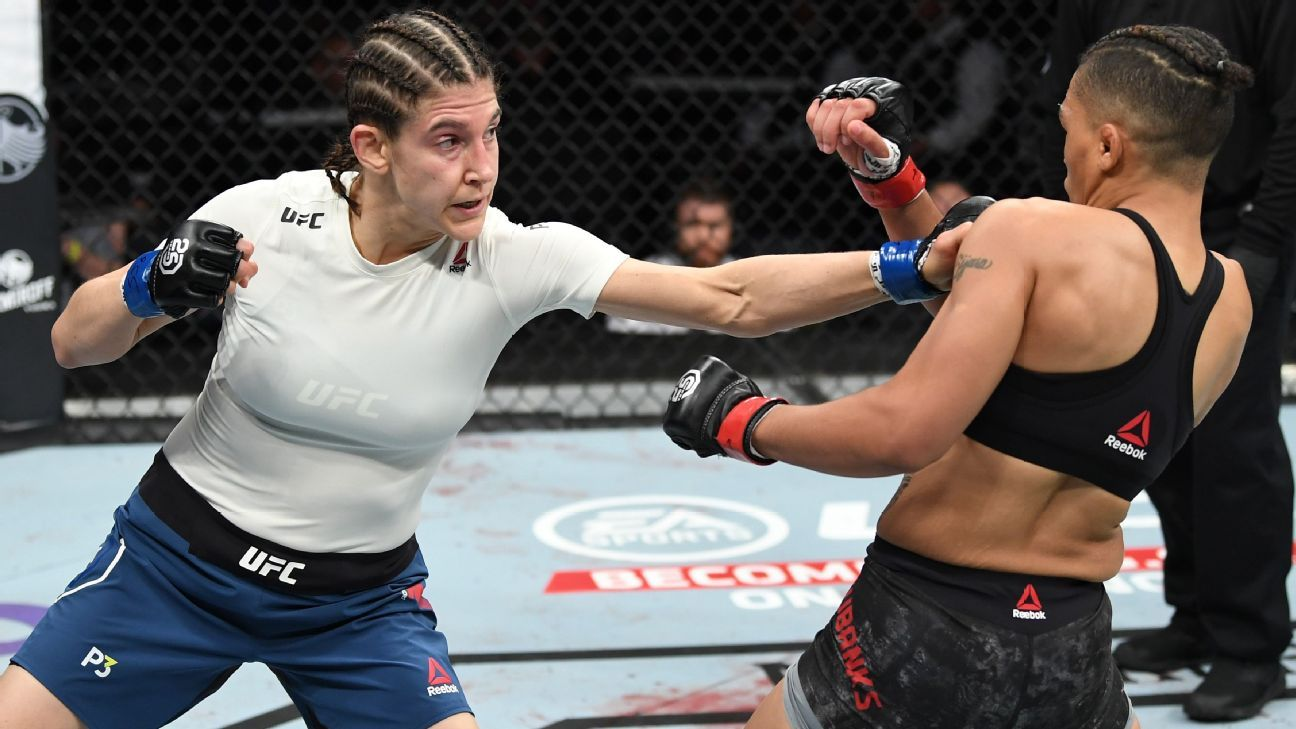 Roxanne Modafferi: 'We're not women MMA fighters. We're MMA fighters'