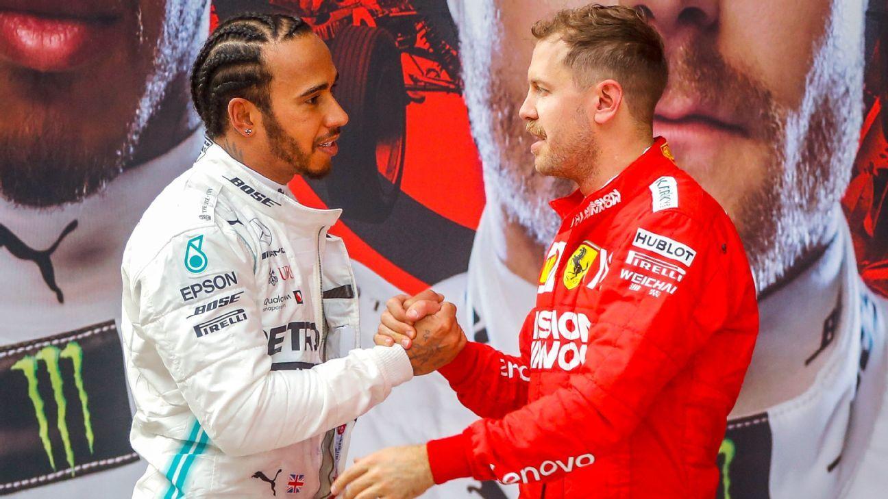 Formula 1 News, Live Grand Prix Updates, Videos, Drivers and Results - ESPN
